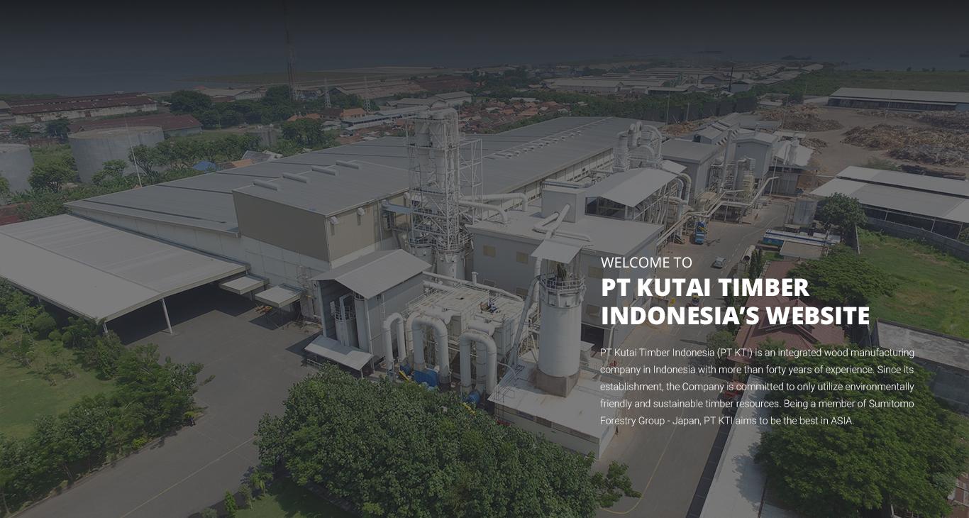 Kutai Timber Indonesia - Home